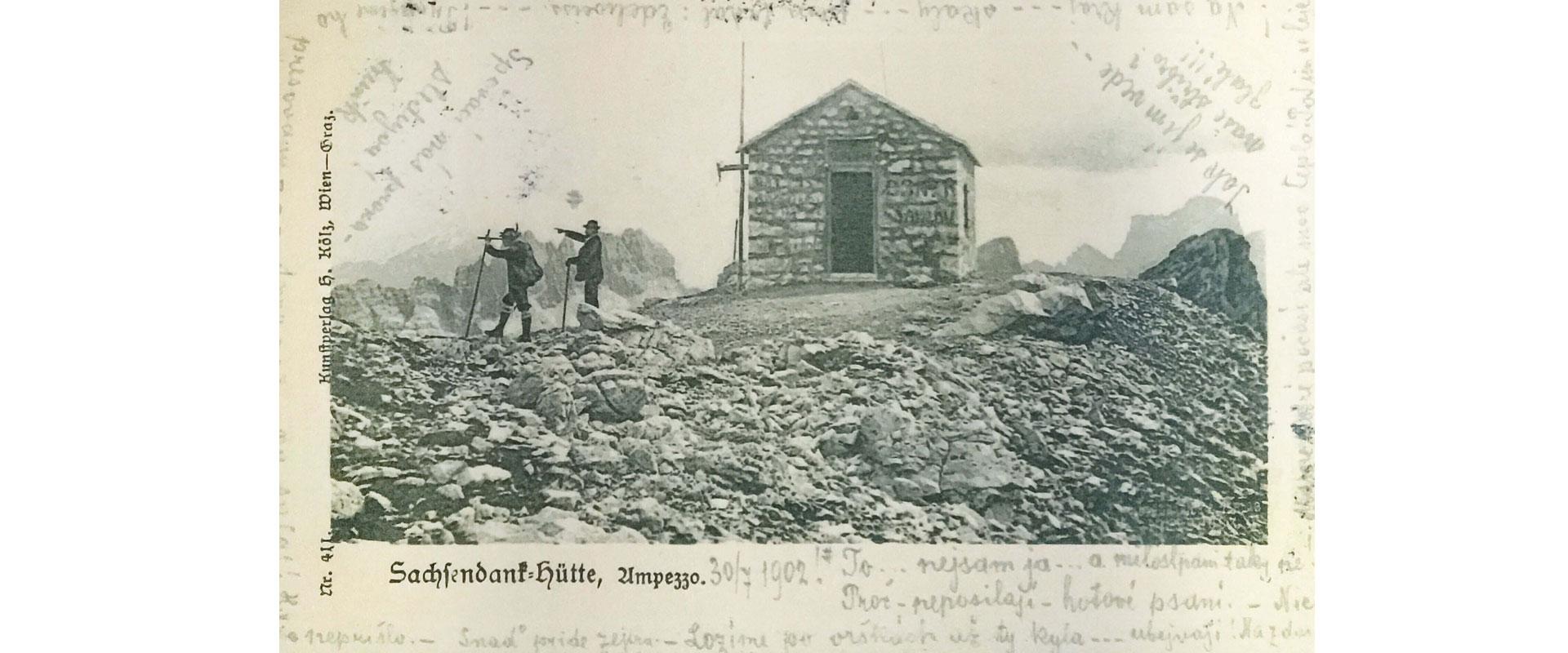 Sachsendank-Huette