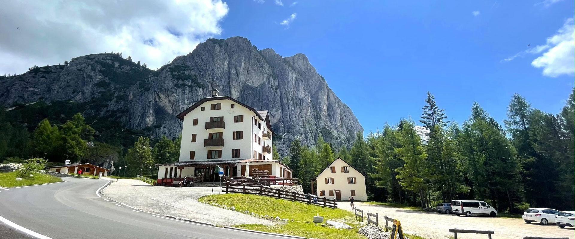 HotelSassoDiStria